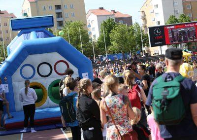 Tunnelma Sporttipäivässä 2017